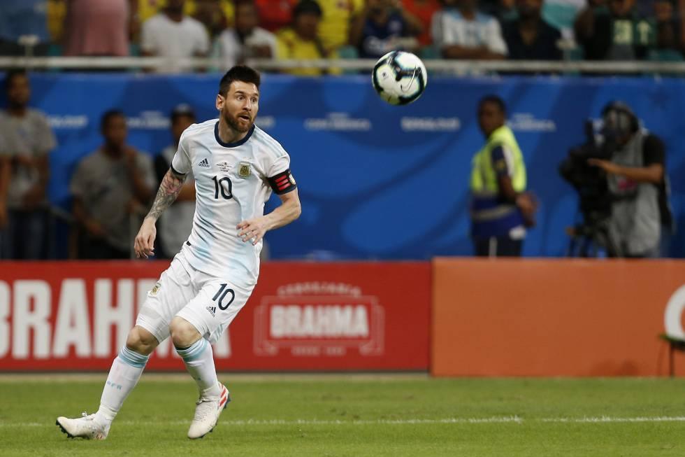 Capitán Messi Deportes El País