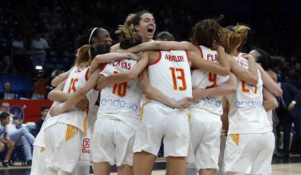 Calendario Eurobasket 2020.Eurobasket Femenino 2019 Resultados De Los Partidos Deportes El