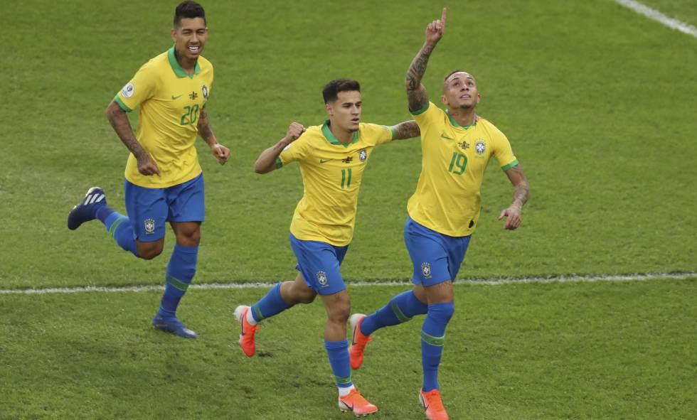 Brasil - Perú en vivo