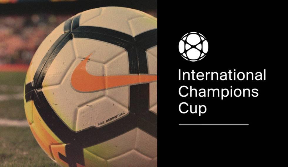 Calendario Atletico Madrid.International Champions Cup 2019 Calendario Y Donde Ver Los