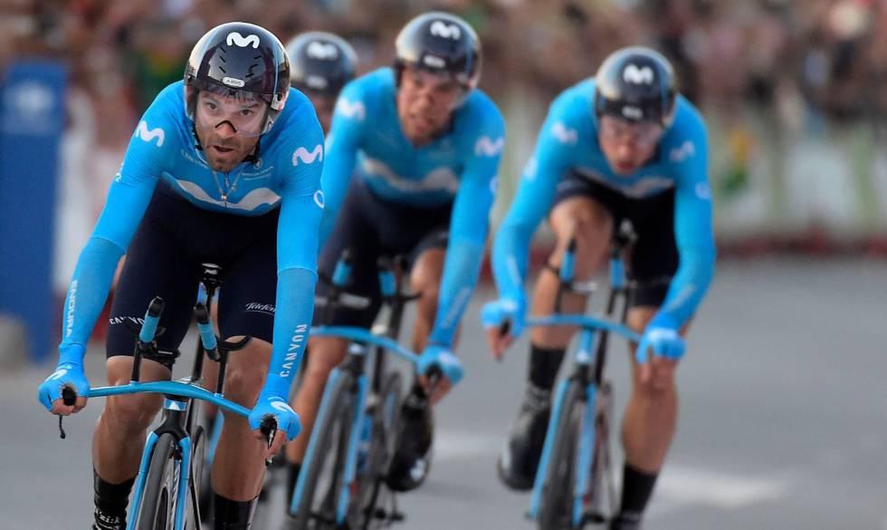 Movistar equipo 2020 ciclista