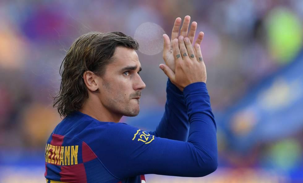 El Barça golea al Betis en el Camp Nou