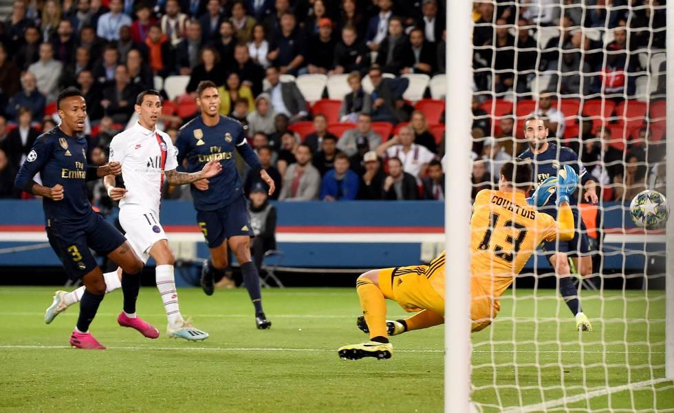 Un PSG de rebajas arrolla al Madrid