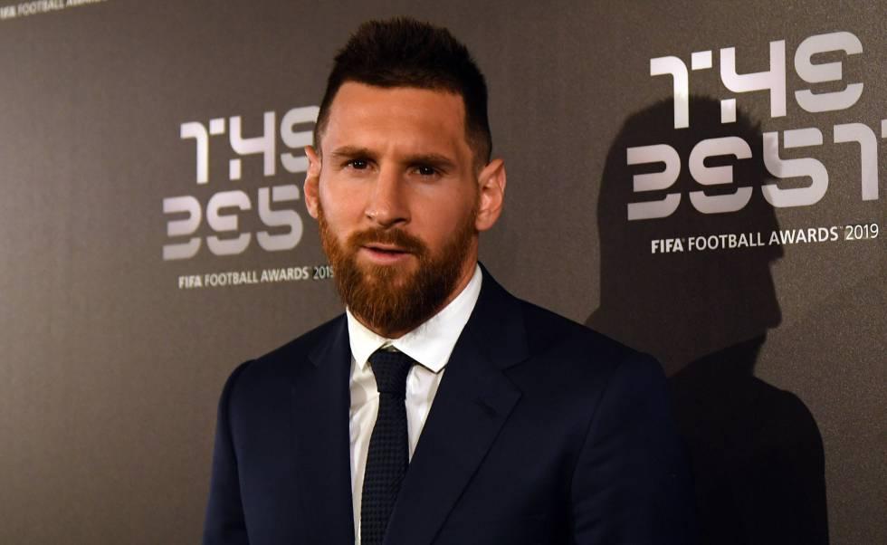 Messi y Rapinoe se llevan el premio The Best de la FIFA