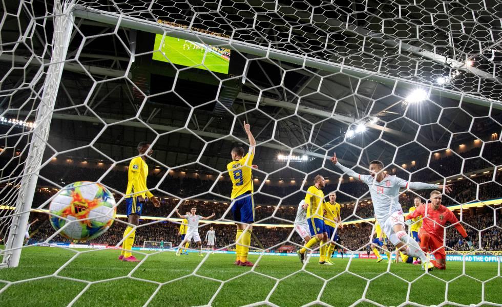 Rodrigo matricula a España en la Eurocopa