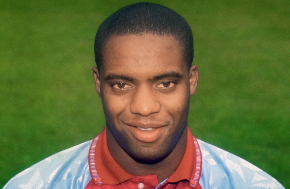 Atkinson, con el Aston Villa en 1991.