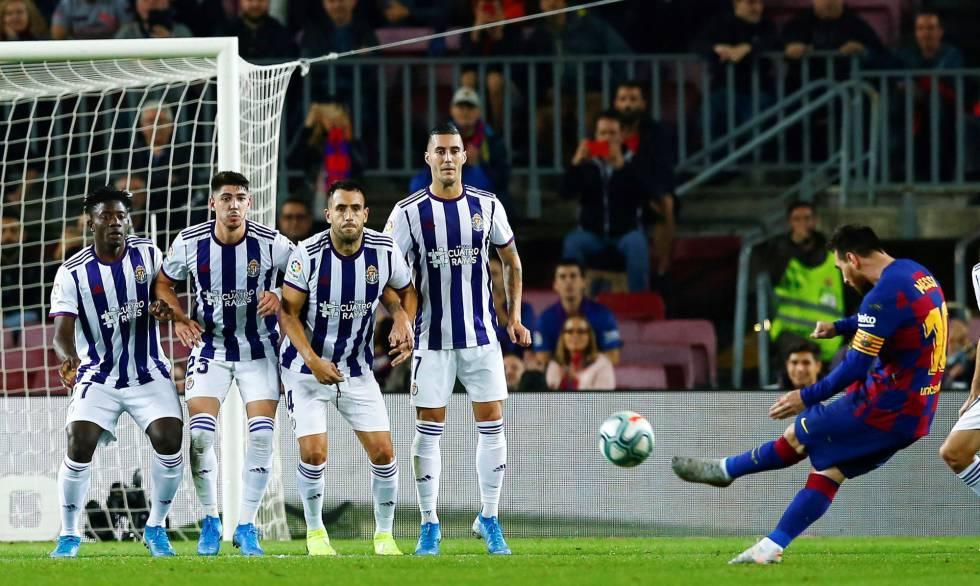 Liga Santander: Sin barrera contra Messi   Deportes   EL PAÍS