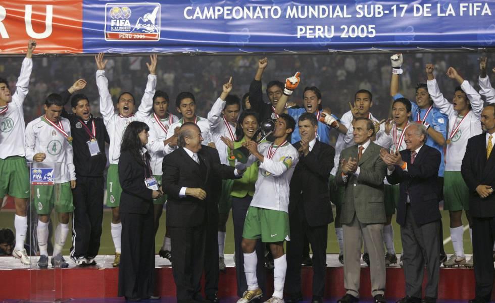 México Mundial sub 17