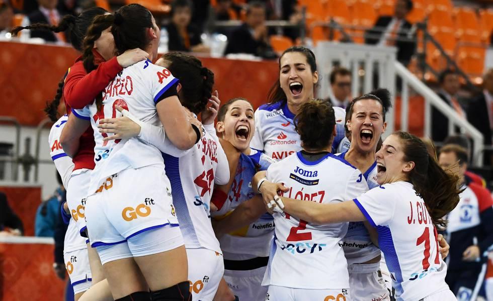 España, finalista del Mundial femenino de balonmano por primera vez en su historia | Deportes | EL PAÍS