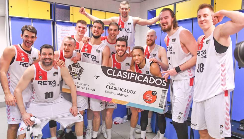 Copa Rey baloncesto 2020: El Bilbao Basket vence al Barça en la ...