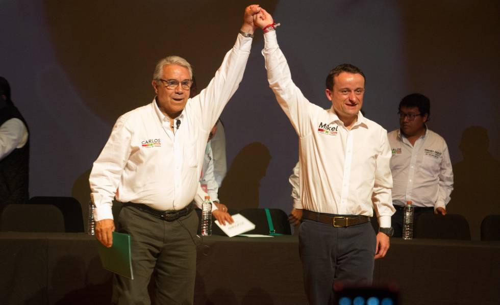 Resultado de imagen para Carlos Girón