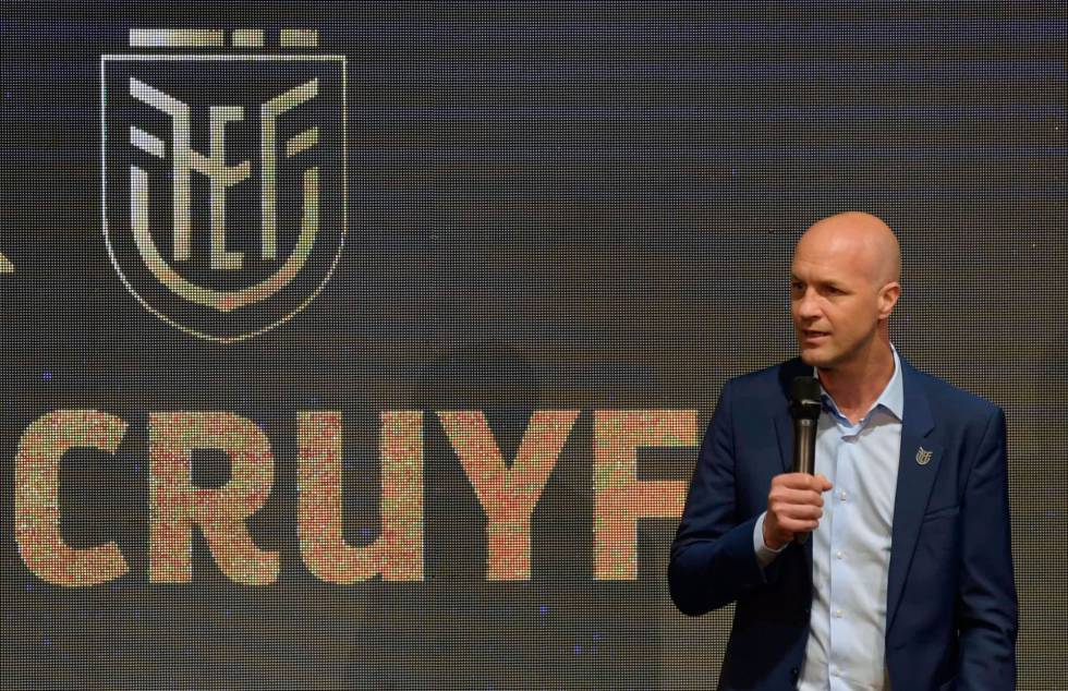 Ecuatoriano en México revela que fue visitado por Cruyff | ECUAGOL
