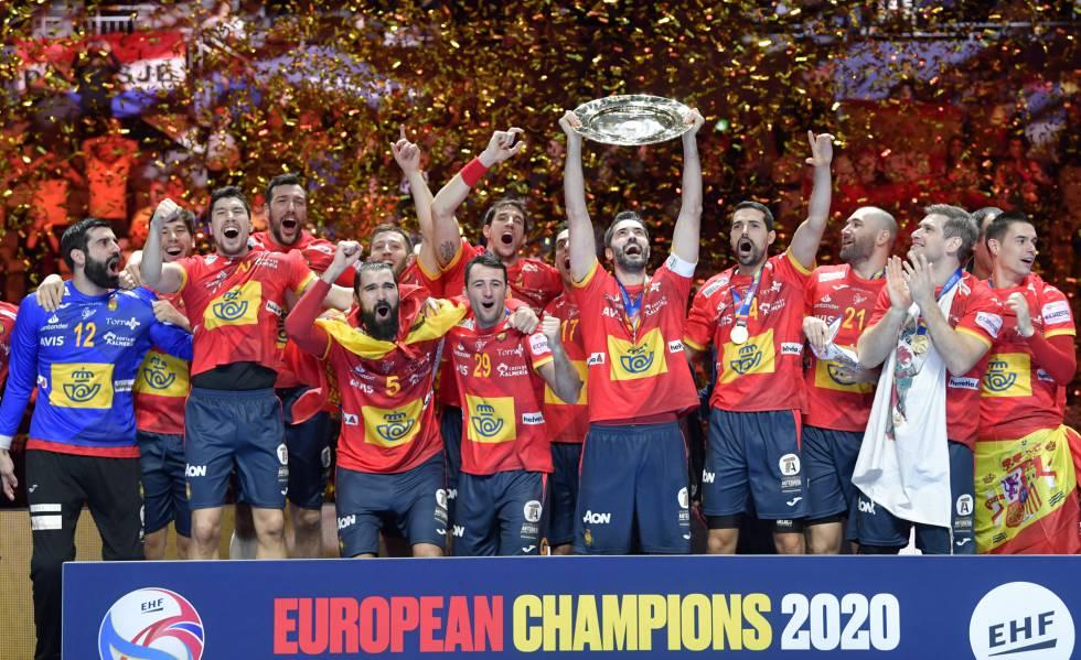 Los hispanos se proclaman de nuevo campeones de Europa y sacan billete para Tokio