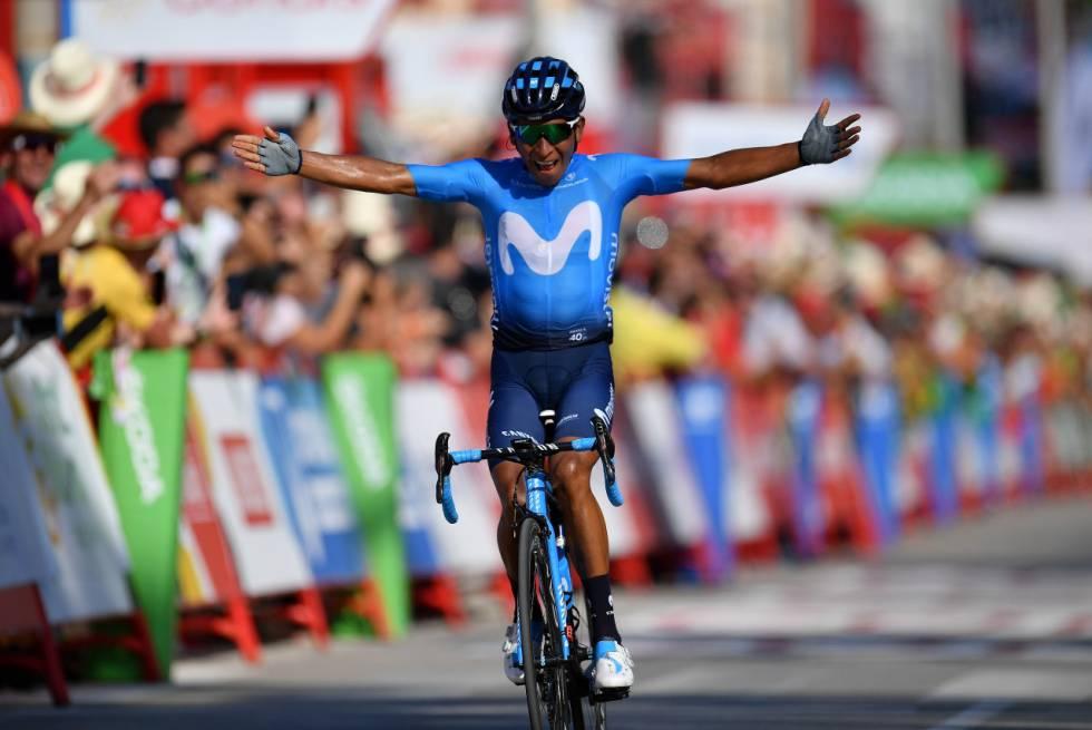 Neuropatía Artículos de primera necesidad Ondas  Colombia quiere y admira a Nairo Quintana y a sus ciclistas más que a sus  futbolistas | Deportes | EL PAÍS