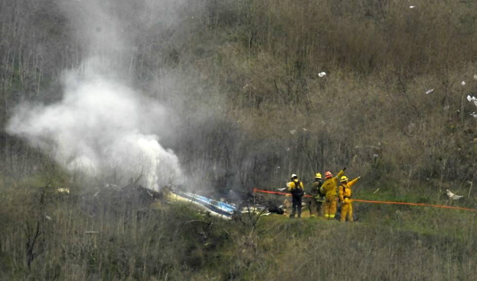 Resultado de imagen de Esposa de Kobe Bryant demanda a la compañía de helicópteros por el accidente