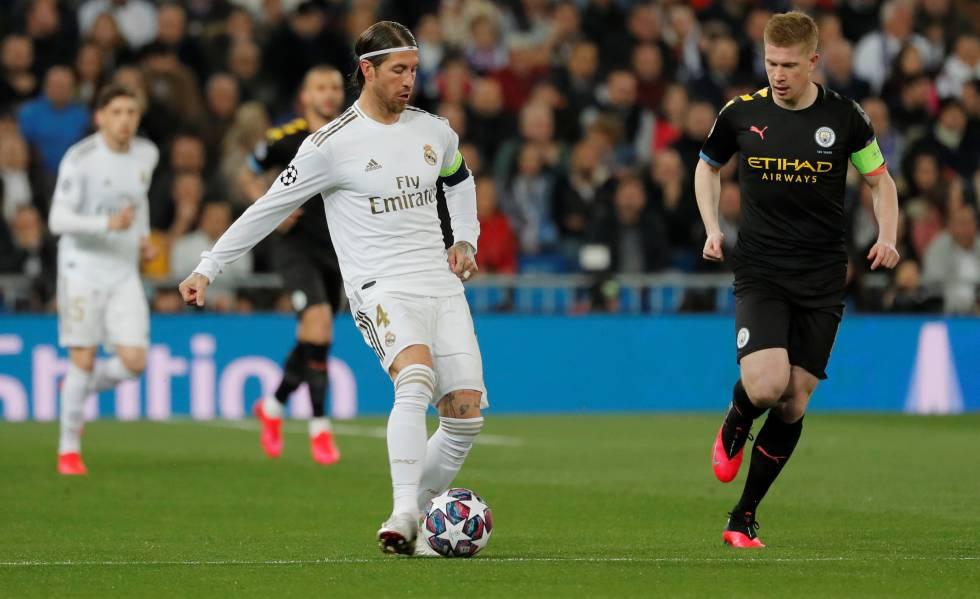 El City asalta el Bernabéu y le complica el pase a cuartos al ...
