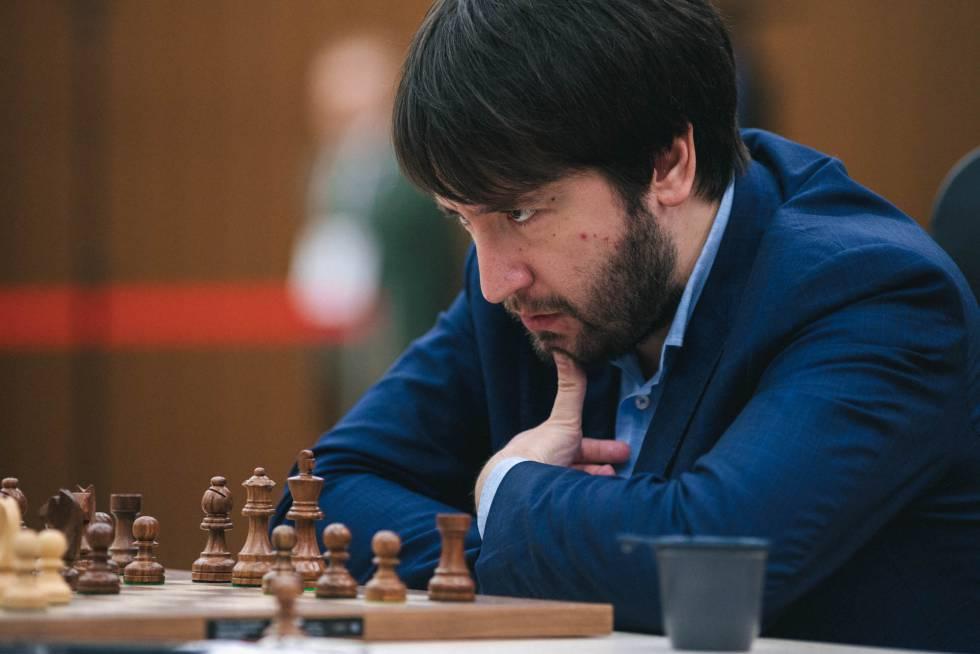 Teimur Radyábov, el pasado octubre, durante la Copa del Mundo en Janti Mansiisk (Rusia)