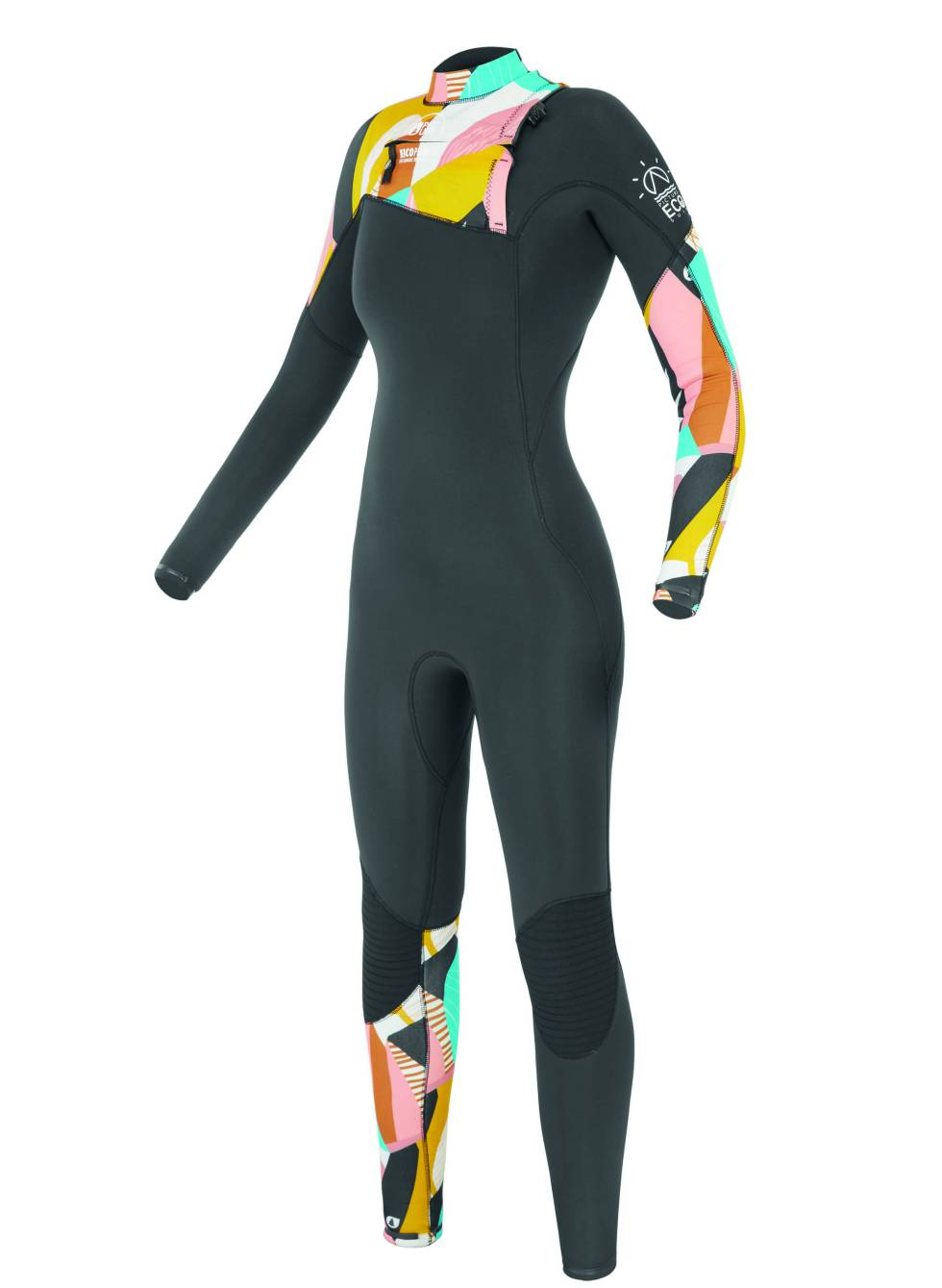 Neopreno Surf Equation W43 Front Zip de Picture