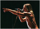 Iggy Pop triunfa con The Stooges en el Azkena Rock de Vitoria