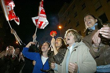 Image result for zapatero ferraz elecciones 2004