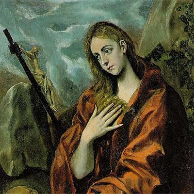 Resultado de imagen de María Magdalena, iconos