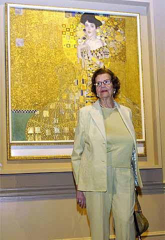 Una obra de Klimt se convierte en el cuadro más caro de la historia ...