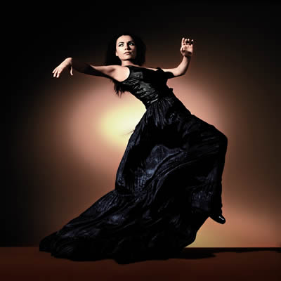 Con 'El huso de la memoria', su nuevo espectáculo, la bailaora y