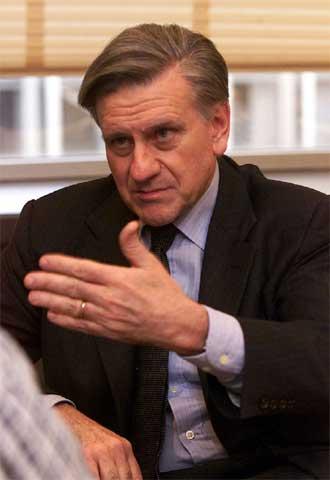 El Cardiólogo Valentín Fuster.