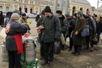 Resultado de imagen para pobreza rusia