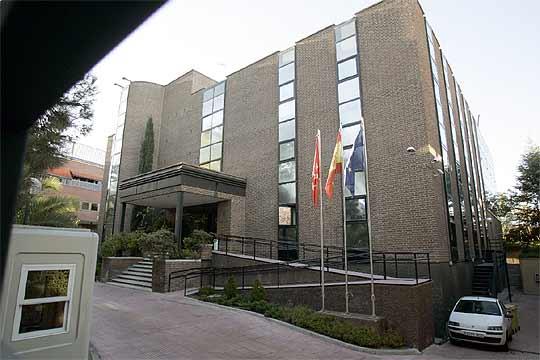 Sede De La C Mara De Cuentas De La Comunidad De Madrid