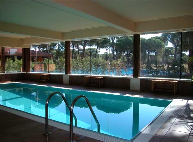 Piscina climatizada en tordesillas edici n impresa el pa s for Gimnasios madrid con piscina