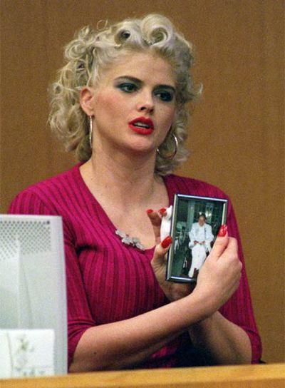 Encarnizada lucha por la herencia de Anna Nicole Smith   Edición ... a7cdac1258