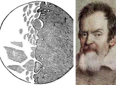 Resultado de imagen para la luna de galileo