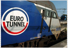 Eurotunnel ve la luz