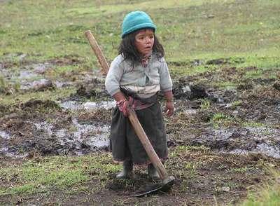 La Pobreza Obliga A Trabajar A 218 Millones De Ninos En El Mundo