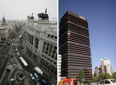 El bbva invertir 700 millones en la nueva sede al norte - Horario oficinas bbva madrid ...