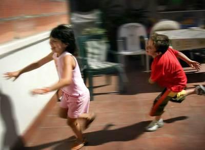 Los Juegos Infantiles Tradicionales Reducen La Obesidad Y