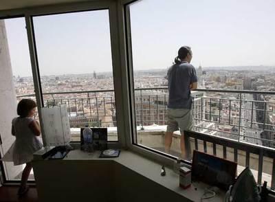 Los Viejos Rascacielos Se Vacian Edicion Impresa El Pais