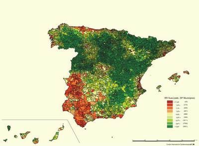 La contaminacin industrial multiplica los tumores en Catalua