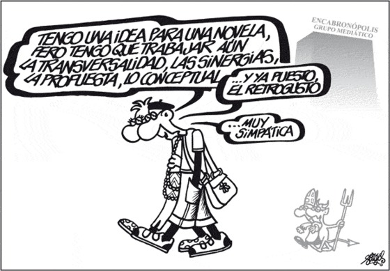 Forges, en El País, 13/11/2007