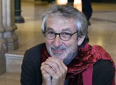 el arquitecto y escritor scar tusquets ayer en barcelona