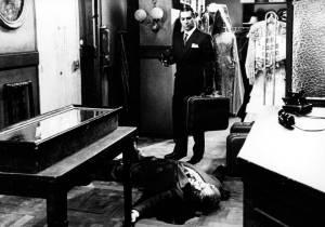 Sancho Gracia, en una escena del episodio