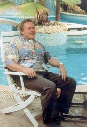 Manfred Meisel, empresario alemán conocido como