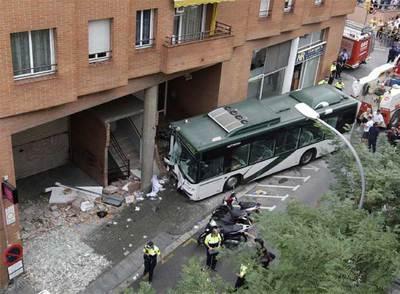 Un Autobus Arrolla Y Mata A Una Nina Y Una Mujer En El
