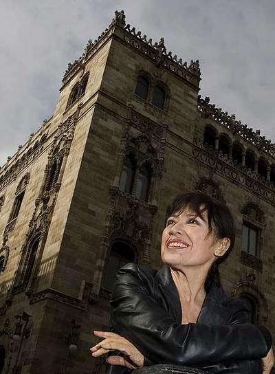 c91d15aa6 María Rojo aprendió casi todo en la matanza de Tlatelolco.