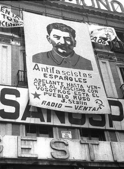 Stalin y espa a edici n impresa el pa s - Puerta de madrid periodico ...