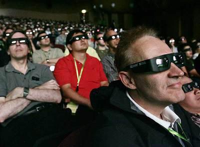 El cine se aproxima a la tercera dimensión | Edición impresa | EL PAÍS