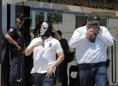 Condenados por asociación ilícita 15 integrantes de un grupo neonazi ... e289f433be2