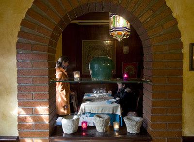 restaurante armenio madrid