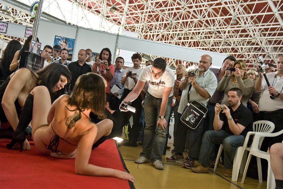 Festival erotico de madrid 2007 - 3 4